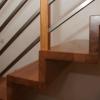 Zobacz realizacje schodów drewnianych samonośnych